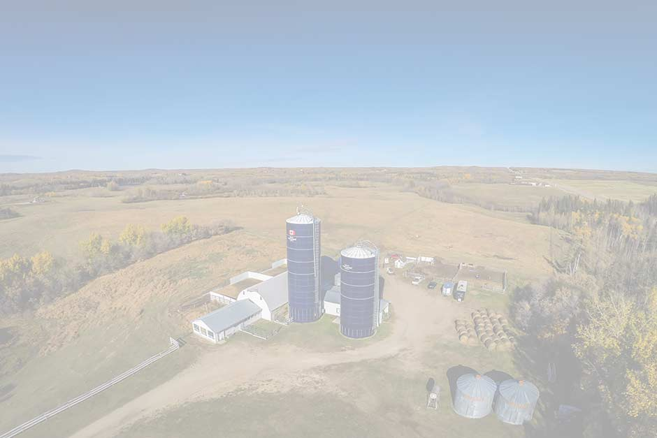 Farm Aerial Photography