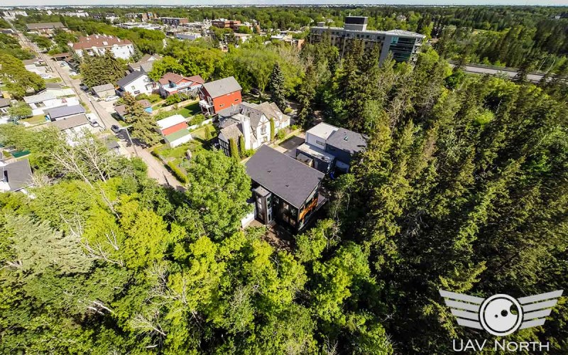 Edmonton Real Estate Aerial Video and Photos