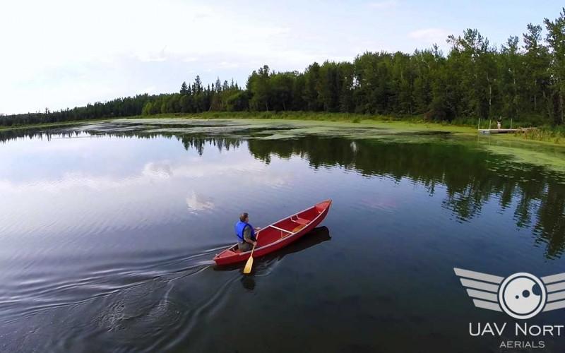 Aerial Promotional Video – Lake Arnault