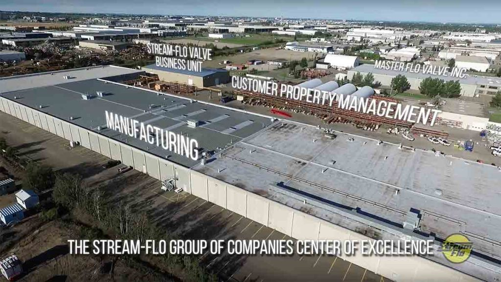 Stream-Flo Commercial Aerial Video