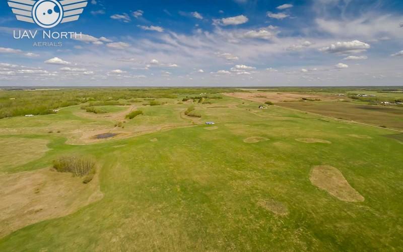 Edmonton Vacant Land Aerial Photos
