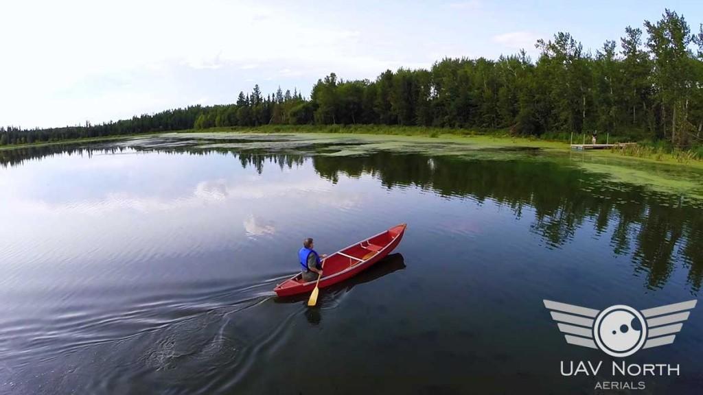 Lake Arnault Aerial Promotional Video