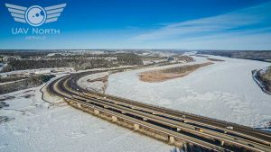 Aerial Photo - Fort McMurray Fire Rebuild